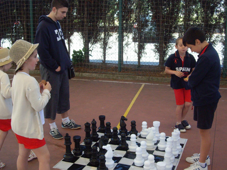 Torneo Ajedrez Hípica 2014
