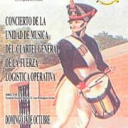 Concierto de la Unidad de Música de la FLO