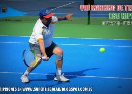 Ranking de Tenis de la Hípica
