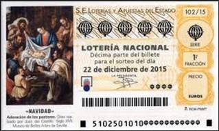 La Hípica vende a sus socios este número de la Loteria de Navidad 46.226