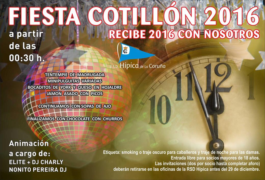 Cotillon Fiesta Año Nuevo