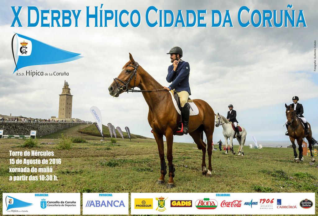 X Derby Hípico Cidade da Coruña