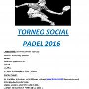 CARTEL TORNEO SOCIAL 2016-3