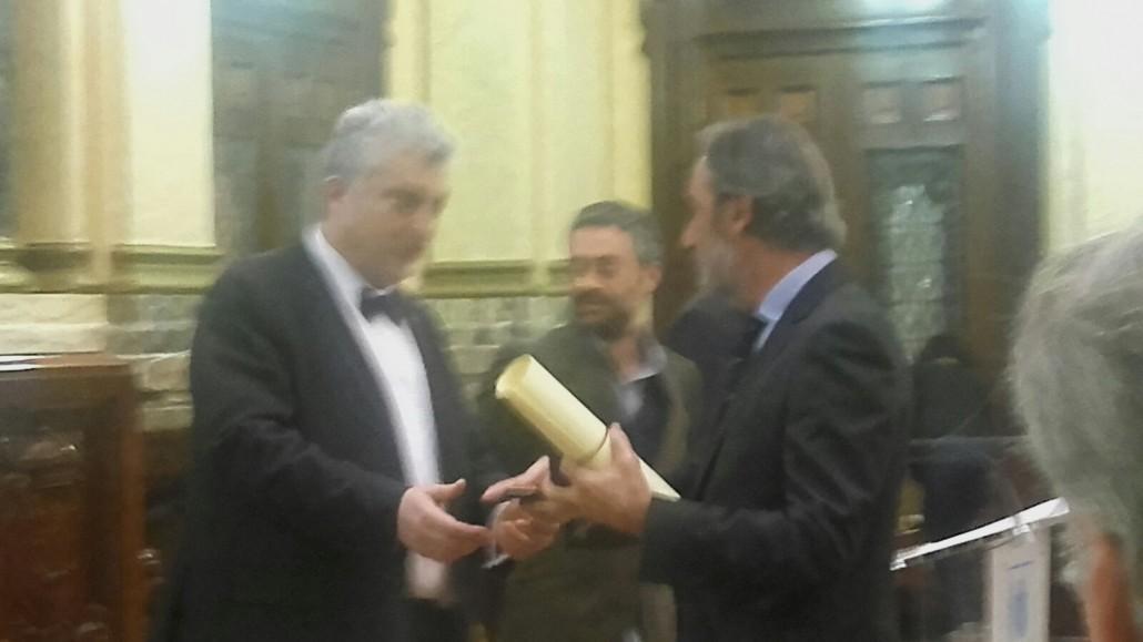 """La RSD Hípica recibe la medalla de Oro de la Asociación Histórica Cultural """"The Royal Green Jackets"""""""