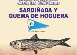 Sardiñada San Juan