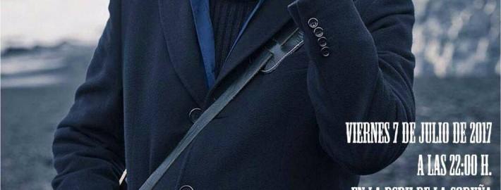 Un año más la Hípica celebra su concierto de vera no. En esta ocasión nos visita Jaime Urrutia, líder del grupo Gabinete Caligari. Acutará de teloneros la banda local Undercovers. Socios gratis. Invitados de socio deberán presentar invitación a la entrada (los socios podrán retirar dos invitaciones a partir del 28 de junio)