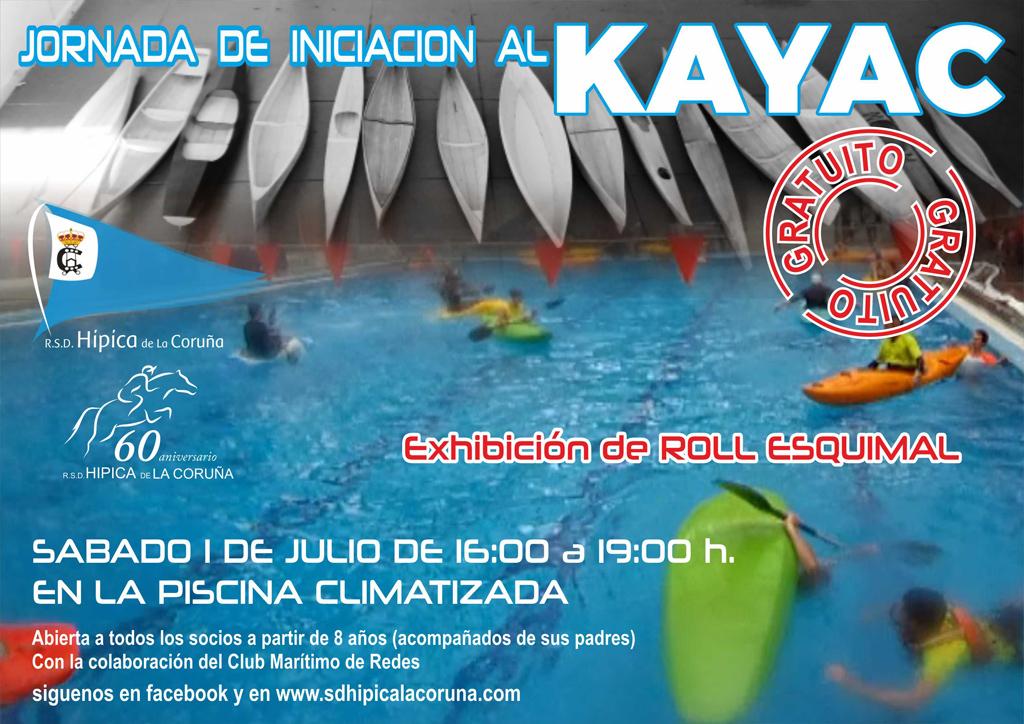 Jornada de iniciación al Kayac