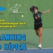 ranking de tenis