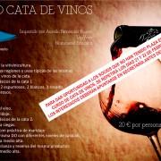 ¡Curso cata de vinos! Impartido por Aurelio Fernández Rogers