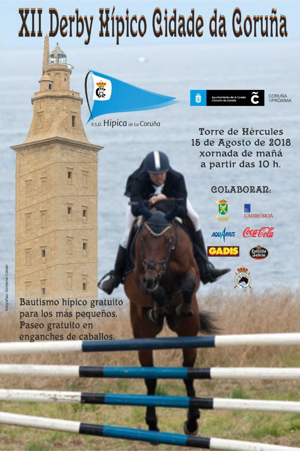 XII Derby Hípica Cidade da Coruña