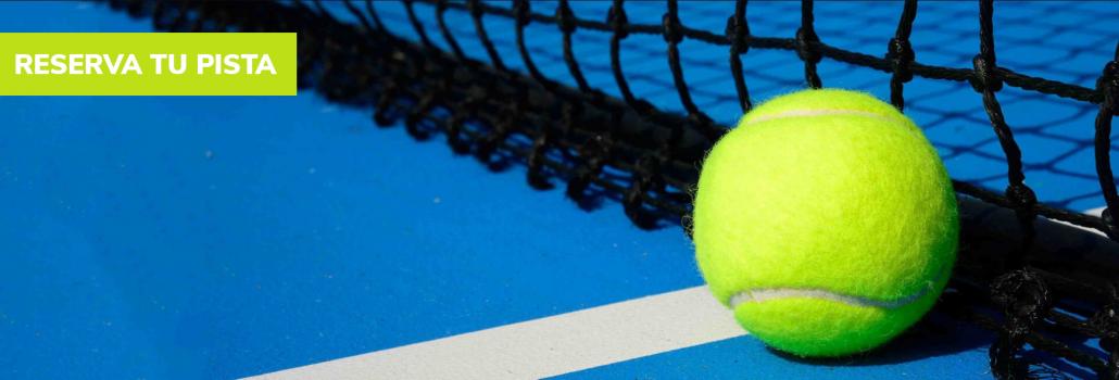 Reserva pista de Tenis