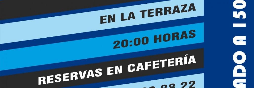 Cancelación concierto viernes 14 - R.S.D. Hípica de La Coruña